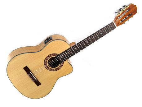 Gitara elektroklasyczna Zebrano CEQ (1)