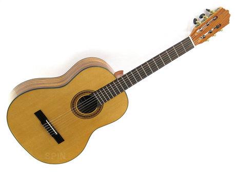Gitara klasyczna Zebrano DL (1)