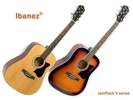 Gitara akustyczna Ibanez Jampack (1)