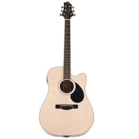 Gitara elektroakustyczna Samick GD-100SCE N Zestaw (1)
