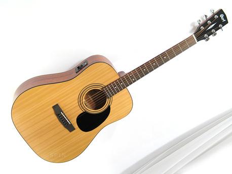 Gitara elektroakustyczna Cort AD810E OP (1)