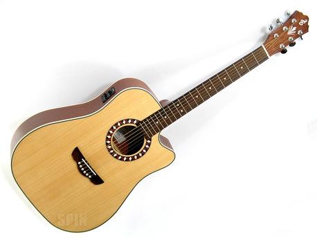Gitara elektroakustyczna HB48 (1)